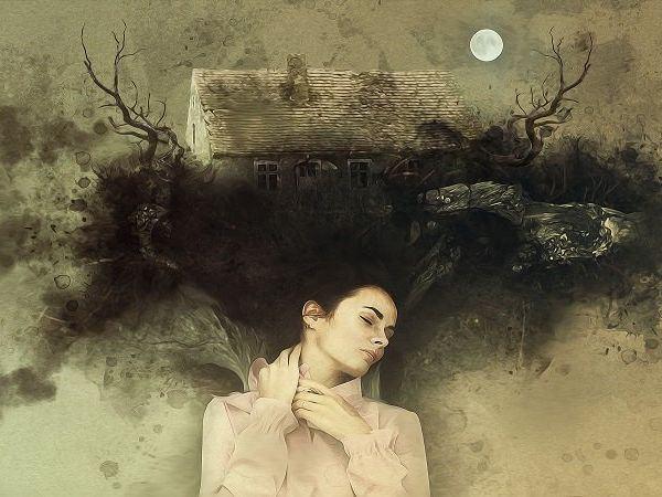 Ngủ nằm mơ thấy xác chết là 1 người phụ nữ