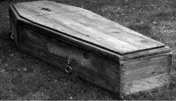 Quan tài còn có tên gọi khác là áo quan, là thứ để chôn người chết