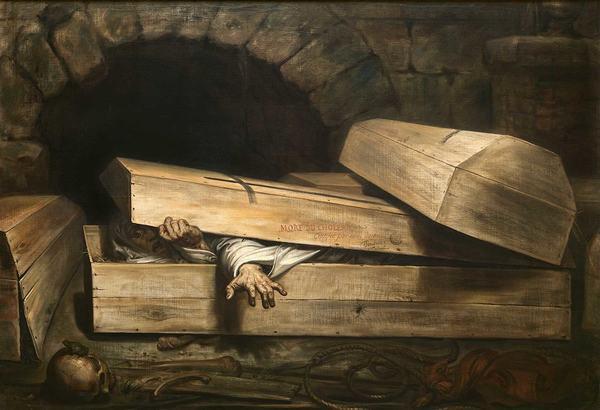 Nằm mơ thấy anh trai chết đang nằm trong quan tài