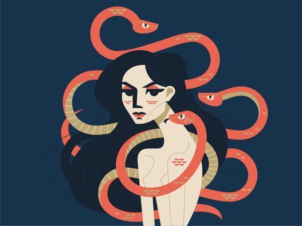 Mơ thấy rắn quấn Chân Tay, quấn Cổ, quấn Người báo điềm gì