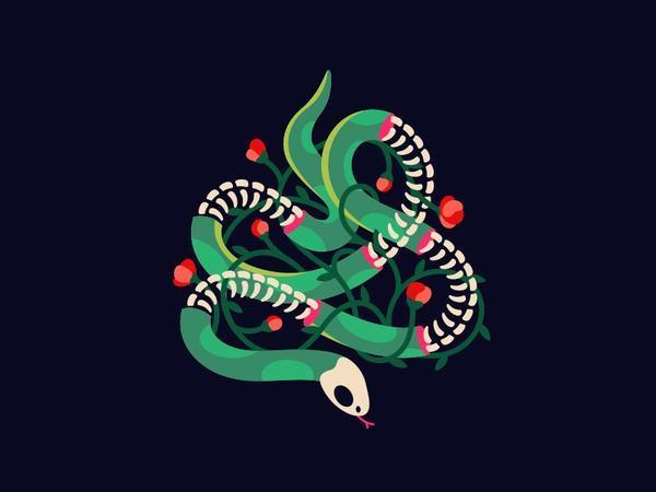 Nằm mơ thấy rắn xanh là điềm gì?