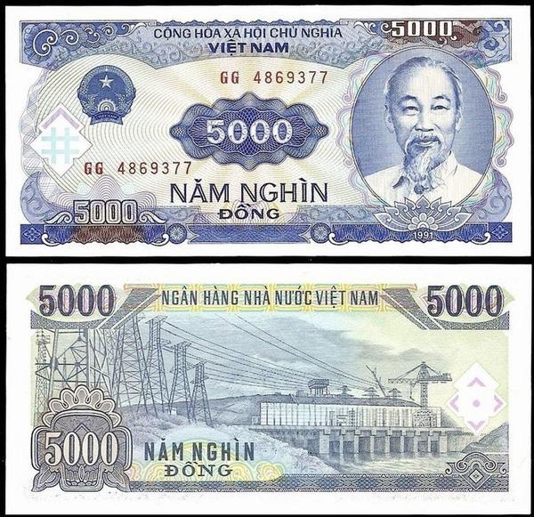 Giải mã giấc mơ thấy tiền 5 nghìn (5.000)