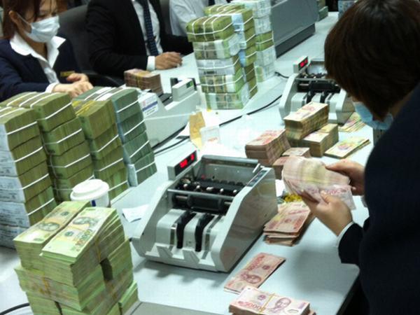 Mơ thấy đếm tiền trong ngân hàng