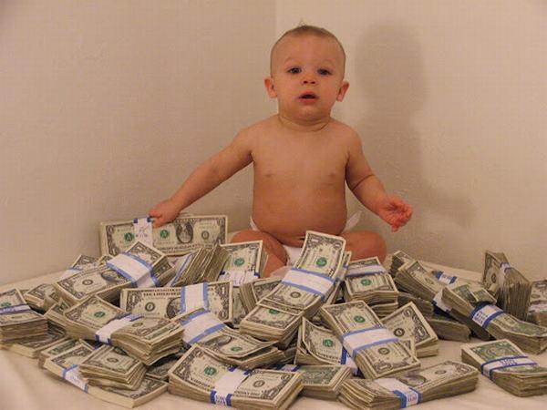 Nằm mơ thấy nhiều tiền đánh con gì, số mấy trúng lô?