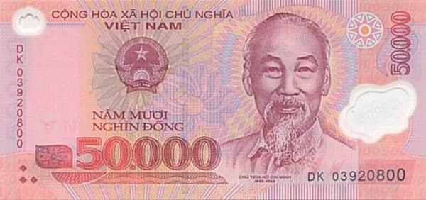 Có thể bạn chưa biết về tờ tiền 50.000