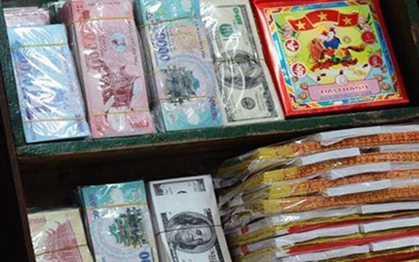 Nằm mơ thấy nhiều tiền âm phủ điềm lành hay dữ?