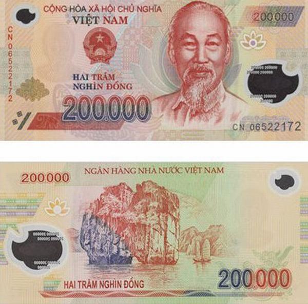 Nằm mơ thấy tiền 200 nghìn (200.000) thì đánh con gì?