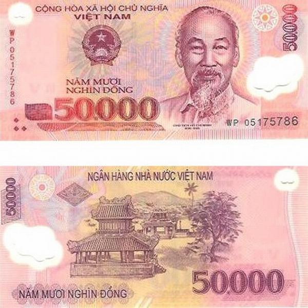 Nằm mơ thấy tiền 50 nghìn (50.000) đánh con gì?