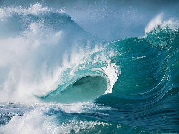 Nằm mơ thấy nước biển dâng cao