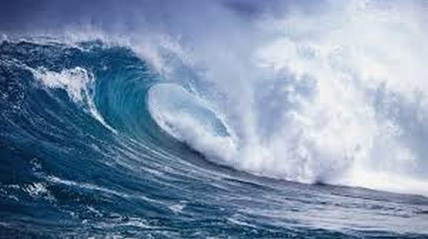 Nằm mơ thấy biển nước mênh mông