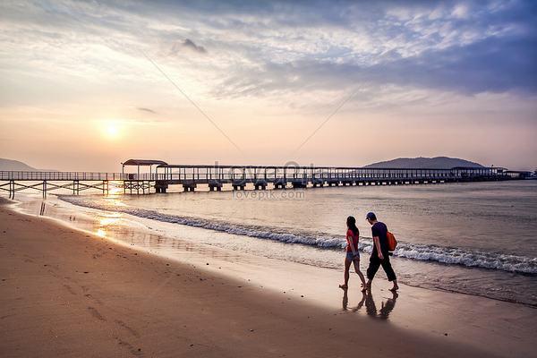 Nằm mơ thấy đi dạo trên bãi biển