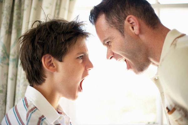 Nằm mơ thấy bố nổi giận lôi đình với bạn