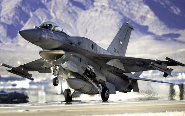 Nằm mơ thấy máy bay chiến đấu
