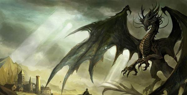 Rồng phương Tây (Rồng châu Âu)