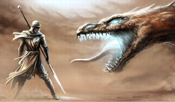 Nằm mơ thấy mình đánh bại một con rồng