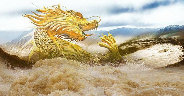 Nằm mơ thấy các chủng loại rồng khác nhau