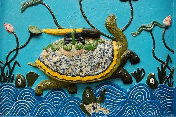 Nằm Mơ Thấy Rùa Đánh Con Gì | Giải Mã Giấc Mơ Thấy Con Rùa Vàng Lớn, Rùa Đen, Rùa Xanh ....