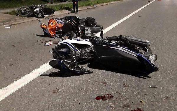 Nằm mơ thấy tai nạn giao thông chết người do xe máy báo điềm gì?