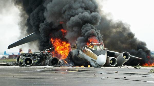 Nằm mơ về tai nạn máy bay
