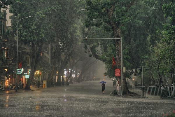 Nằm mơ thấy cơn mưa to nhưng không xuất hiện bão tố