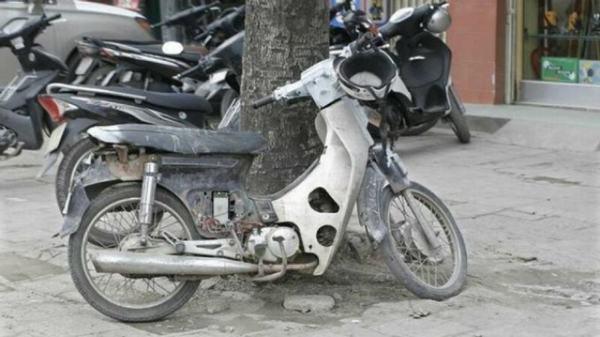 Ý nghĩa giấc mơ thấy xe máy cũ kỹ.