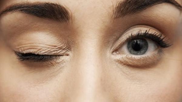 Con số may mắn liên quan đến vấn đề nháy mắt phải