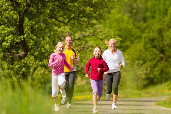 Có chế độ luyện tập phù hợp thì cơ thể mới có thể khỏe mạnh
