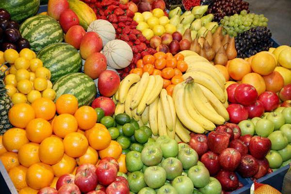 Mơ thấy toàn trái cây có màu xanh lá