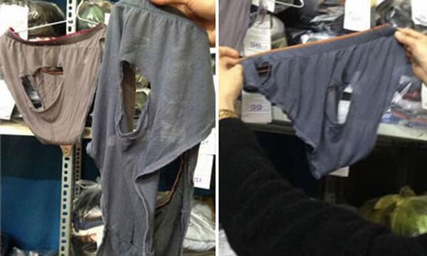 Mơ thấy mình mặc quần bị rách và dính bẩn