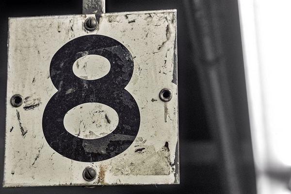Nằm Mơ Thấy Số 8 Đánh Con Gì | Giải Mã Giấc Mơ Thấy Số 80 85 86 88 89, Còng Số 8